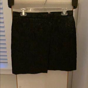 J.Crew Holiday Shimmer Skirt